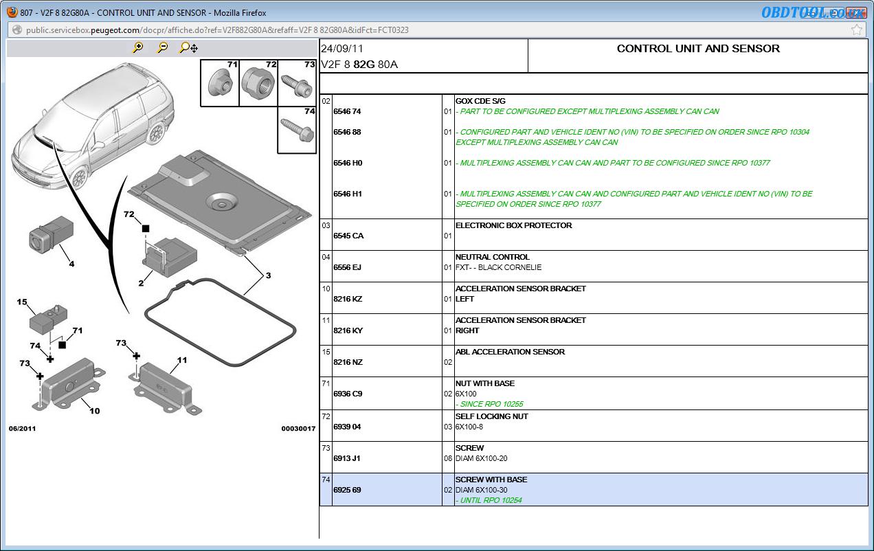 Citroen Relay 3 Wiring Diagram