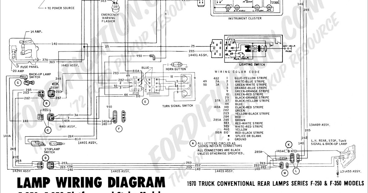 Ford F 150 Headlight Wiring Part