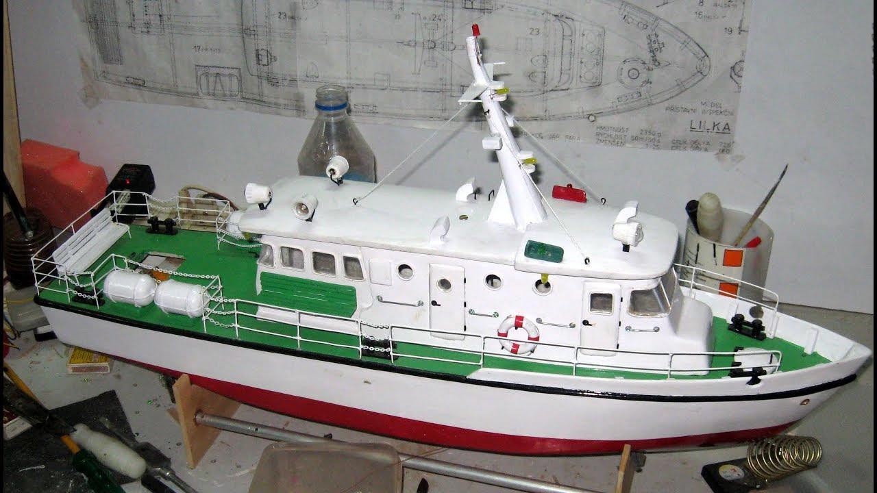 Rc Scale Boat Plans Bateau Boat Plans
