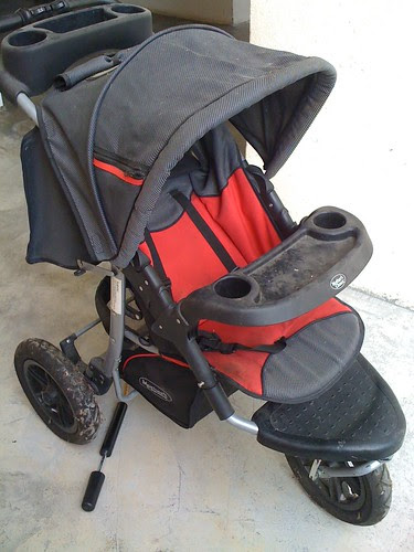 Refurbishing stroller