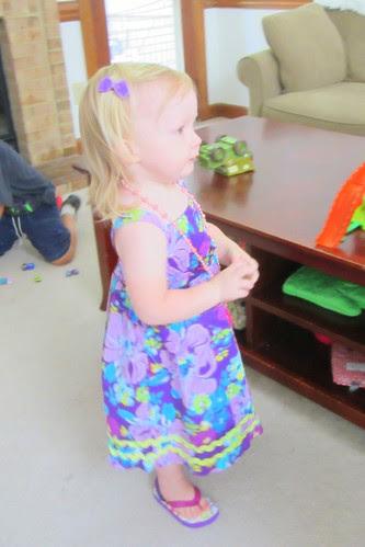 birthday dress!