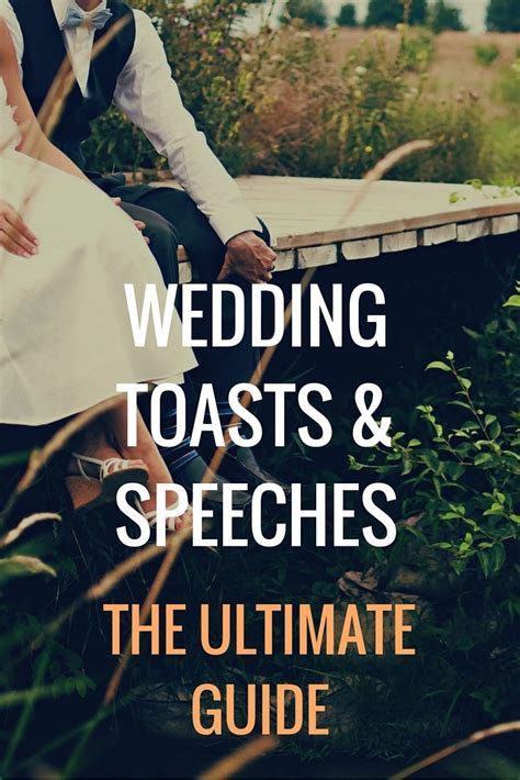 Team Wedding Blog Ultimate Guide to Wedding Speeches & Toasts