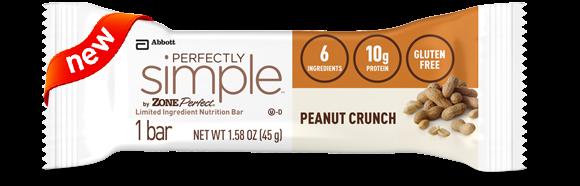 Peanut Crunch Bar