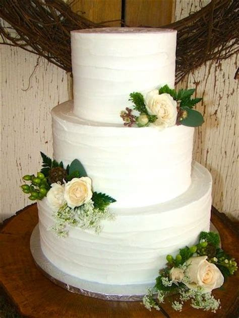 36 best Smooth Buttercream Wedding Cakes images on
