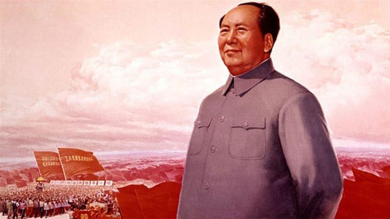 Mao Zedong, China's Chairman propaganda