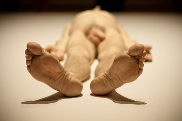 Ron Mueck exhibition - NGV