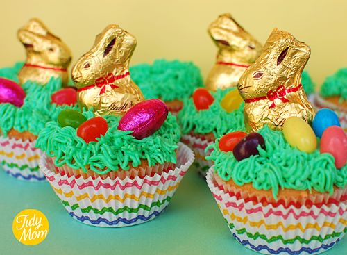 CupcakeLovers: Easter Cupcakes Decoration 2012