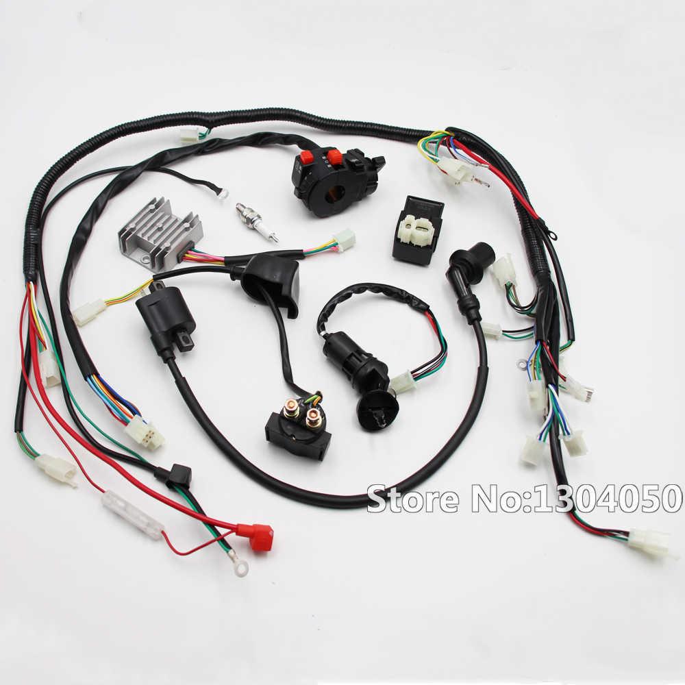 Wiring Manual Pdf  150cc Wiring Harness