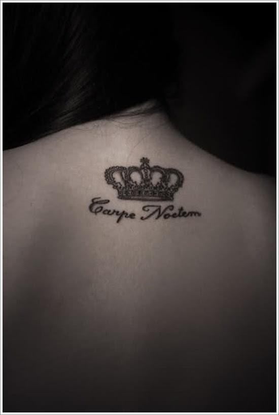 48 Crown Tattoo Ideas We Love Pretty Designs