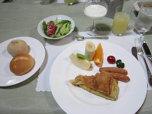 朝食@優しい時間 2013年5月26日 by Poran111