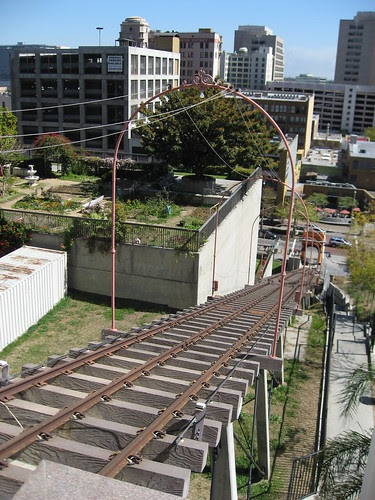 Angels Flight - View from the Top