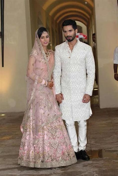 Shahid Kapoor's Wedding   Celeb wedding   Indian wedding