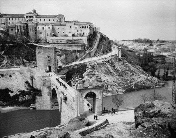 Toledo en 1950. Image by © Bettmann/CORBIS