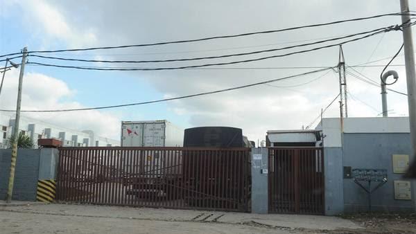Terminal de Cargas Tigre (TCT), el depósito fiscal que operaba con los contenedores de los hermanos Negro y Tata Paolantonio. Foto: Guillermo Rodriguez Adami