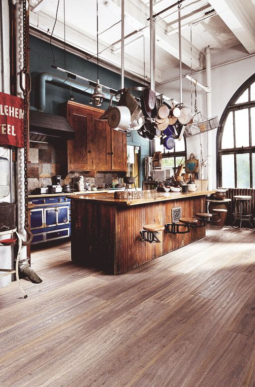 20 Dream Loft Kitchen Design Ideas Decoholic