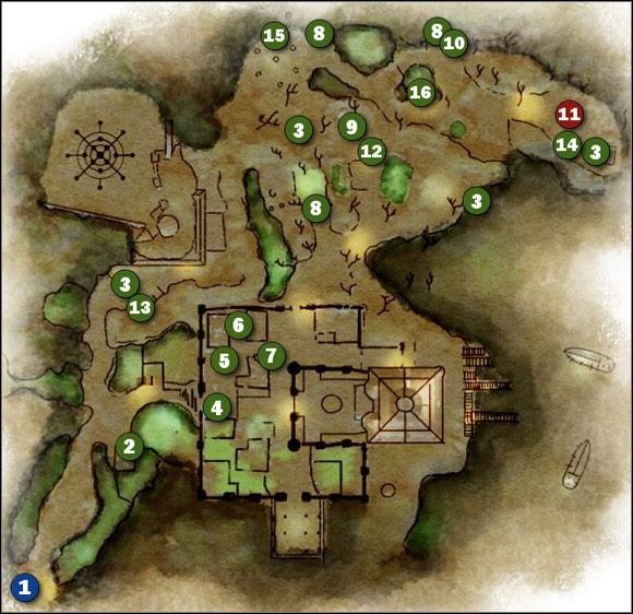 Dragon Age: Origins - Awakening - M7 Blackmarsh - game guide, walkthrough,