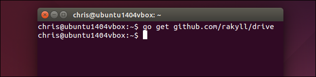 install-drive-for-linux