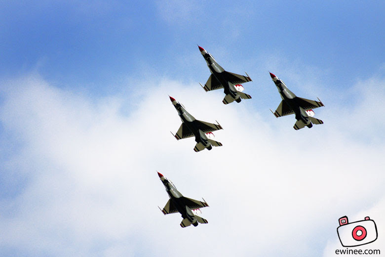 USAF-F16-Thunderbirds-Subang-Air-Show-2