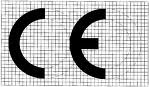 English: CE logo