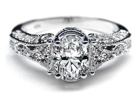 Women s Antique Diamond Rings   Wedding, Promise, Diamond