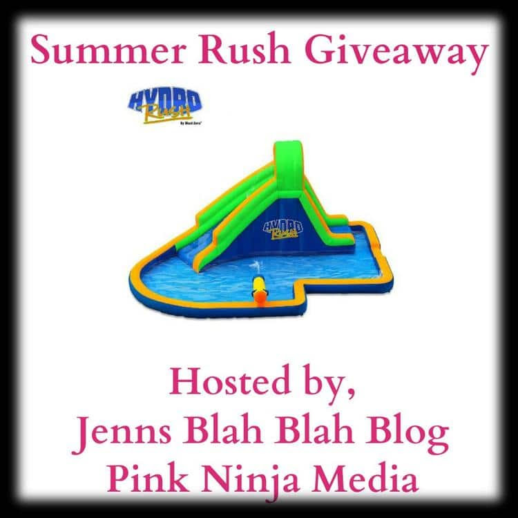 Enter to win the Hydrorush Waterpark. Ends 6/30