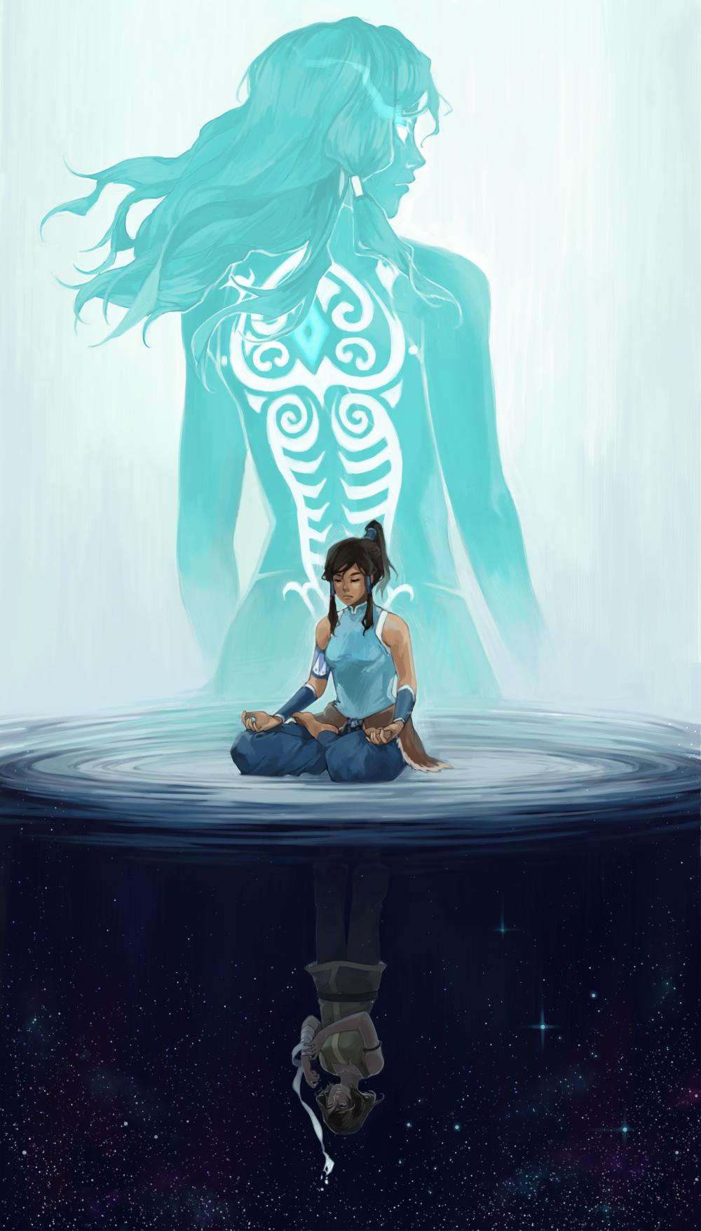 Korra The Legend Of Korra Avatar Amon Tarrlok Wallpaper Rizzle