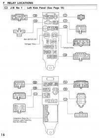 1989 Toyota Supra Fuse Box Panel Wiring Diagram Productive Productive Zaafran It