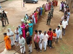 Over 84 Per Cent Voter Turnout In Bengal First Phase Polls: Election Commission