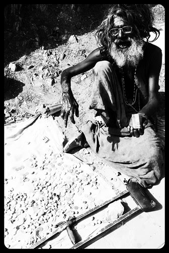 The Open Wounds Of  Muslim Beggars Of Taragadh by firoze shakir photographerno1