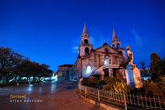 Cathedral at dawn