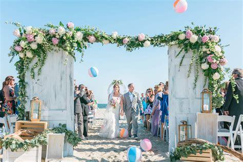 Beach Wedding Venues in Newport and Cape Cod