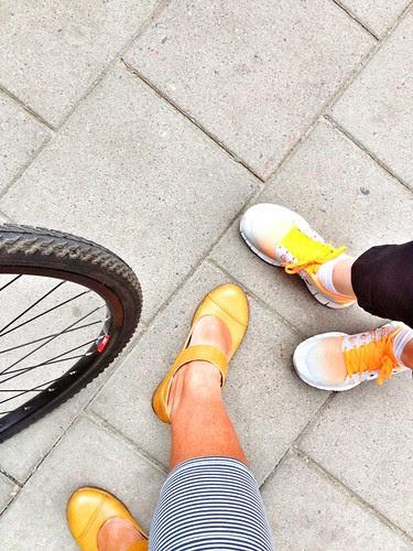 shoe per diem - two happy muses