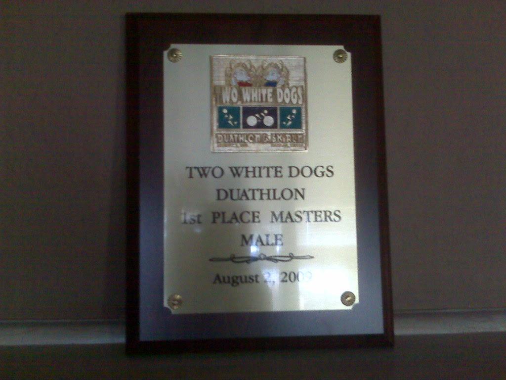 Two White Dogs Duathlon