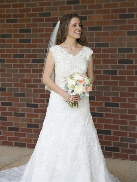 Jill Duggar?s Wedding Dress: Get the Look!