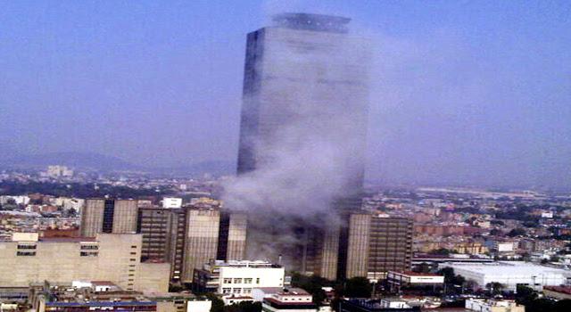Pemex explosion