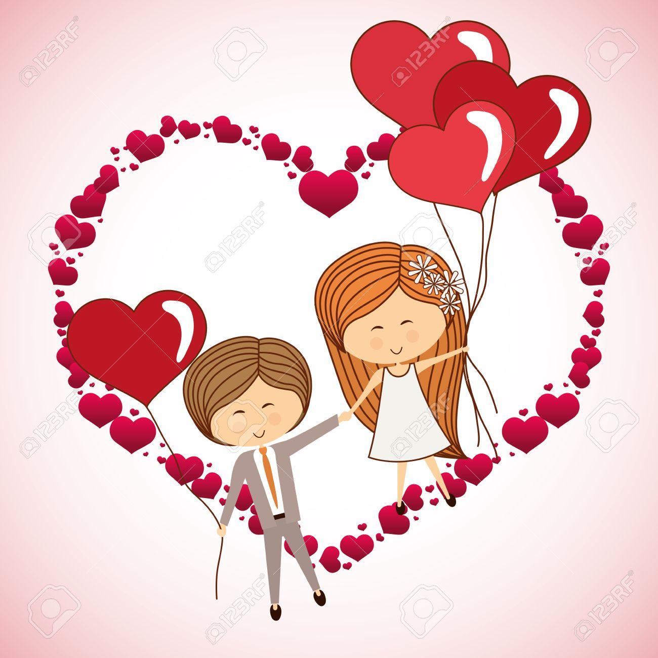 Imagenes De Amor Dibujos Animados A Lapiz Faciles Fotos De Amor
