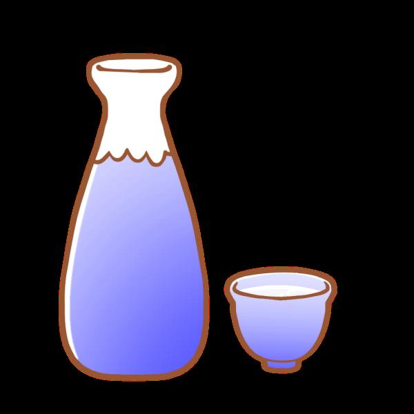 お酒のイラスト かわいいフリー素材が無料のイラストレイン
