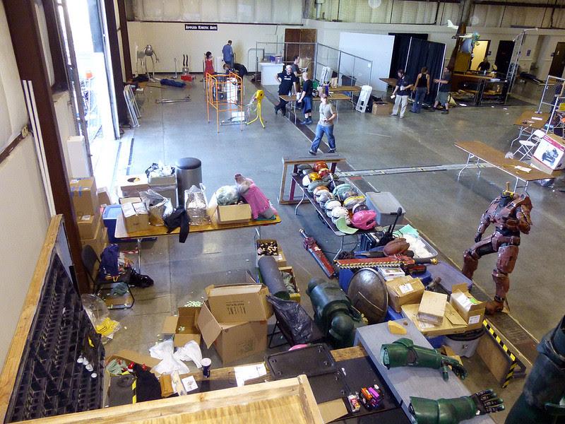 2013 Maker Faire Breakdown