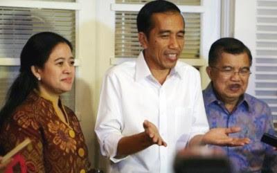 TPDI Desak Presiden Jokowi Copot Puan Maharani