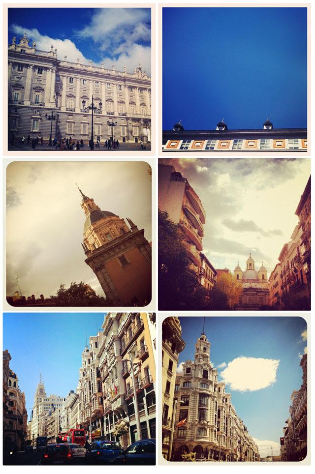 De Madrid al cielo