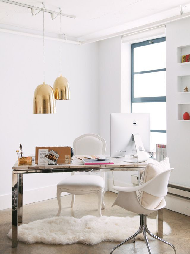 White Space | 10 Simple, Chic Examples for Your Dorm or ...