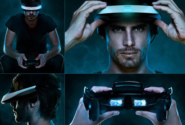 Personal 3D Viewer da Sony promete 3D realista no PS3 (Foto: Divulgação) (Foto: Personal 3D Viewer da Sony promete 3D realista no PS3 (Foto: Divulgação))