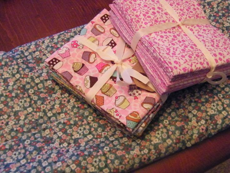 Material for my skirt and bunting