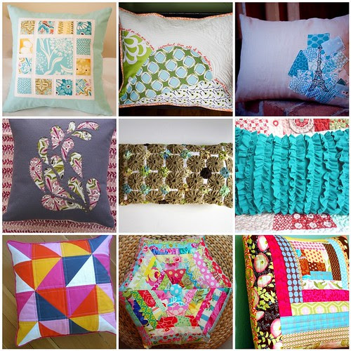 February Favorites {Blogger's Pillow Party}