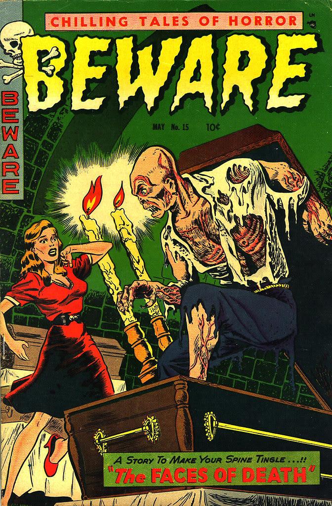 Beware #15 (Trojan/Prime, 1953)