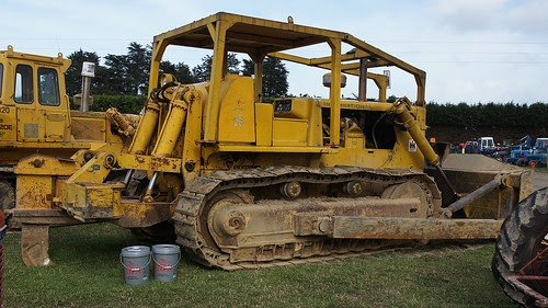 Machines International Td 25 C Bulldozer