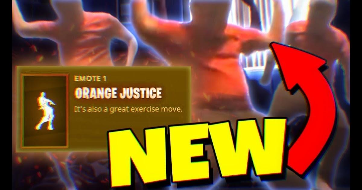 Full Debridement Orange Justice Is Served