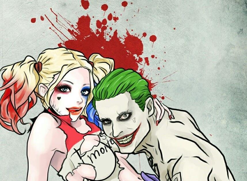 Best Of Joker And Harley Quinn Kiss Wallpaper Hd Photos
