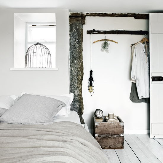 Bedroom | Take a tour around a Cornish cream house on the sea | House tour | Livingetc | PHOTO GALLERY