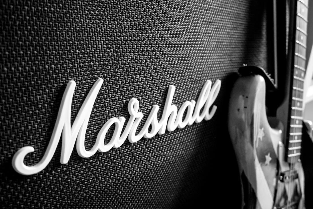 Marshall Wallpaper